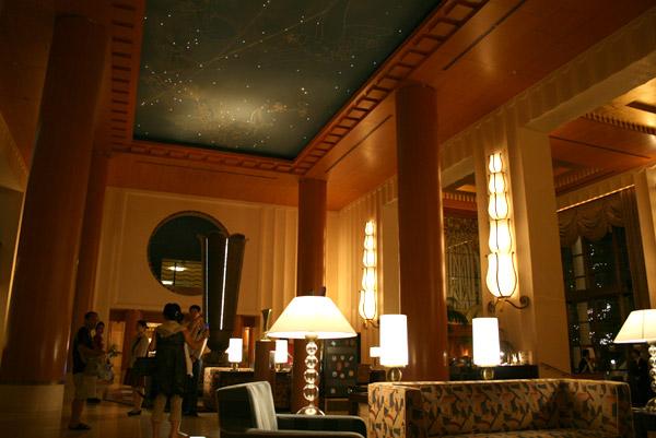 [Tokyo Disney Resort] Guide des Hôtels Salon_Iks1-131
