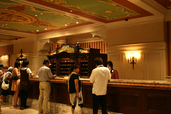 [Tokyo Disney Resort] Guide des Hôtels Reception_Iks1-099